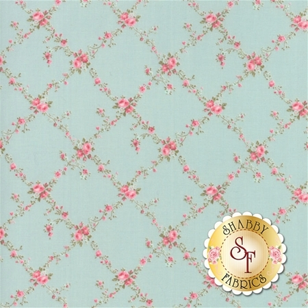 Caroline 18651-12 Hometown Sky by Brenda Riddle for Moda Fabrics