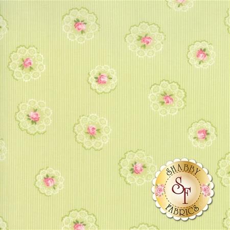 Caroline 18652-14 Willow by Brenda Riddle for Moda Fabrics