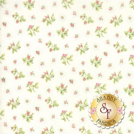 Caroline 18653-11 Linen White by Brenda Riddle for Moda Fabrics