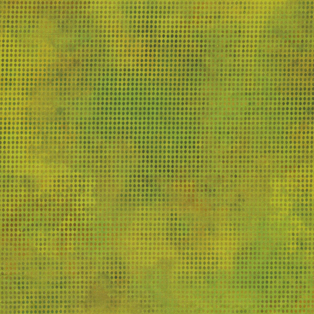 Dit Dot Evolution 1DDE-21 Grass by In The Beginning Fabrics available at Shabby Fabrics