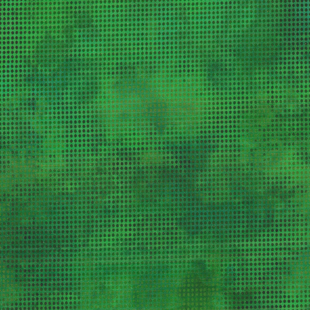 Dit Dot Evolution 1DDE-26 Emerald by In The Beginning Fabrics available at Shabby Fabrics