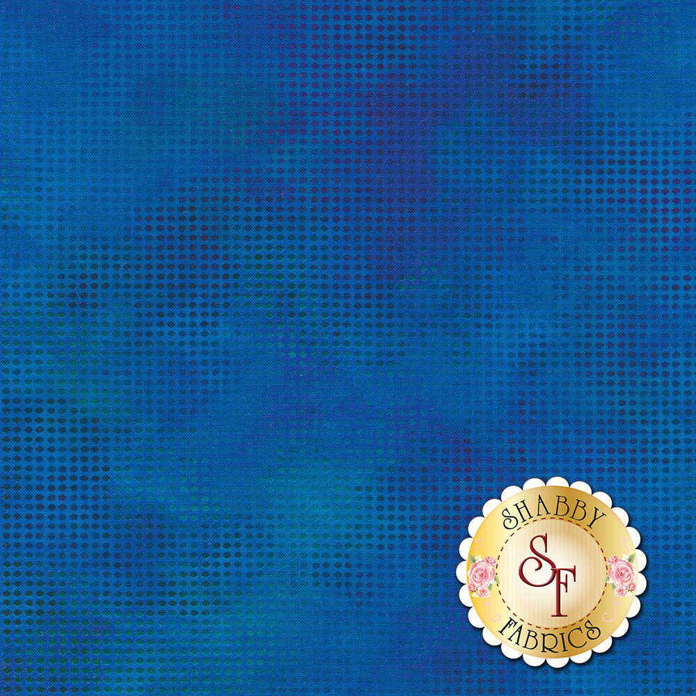Dit Dot Evolution 1DDE-34 Royal by In The Beginning Fabrics available at Shabby Fabrics