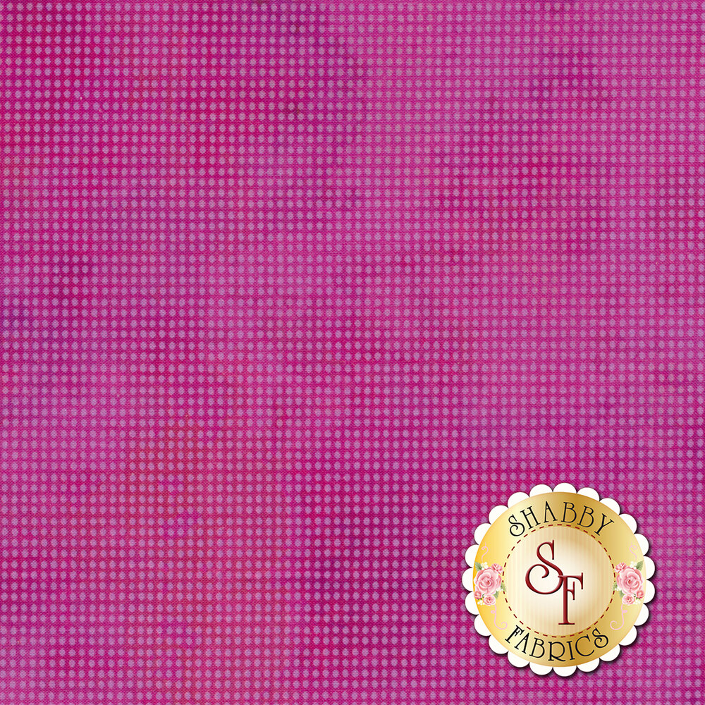 Dit Dot Evolution 1DDE-6 Pink by In The Beginning Fabrics available at Shabby Fabrics