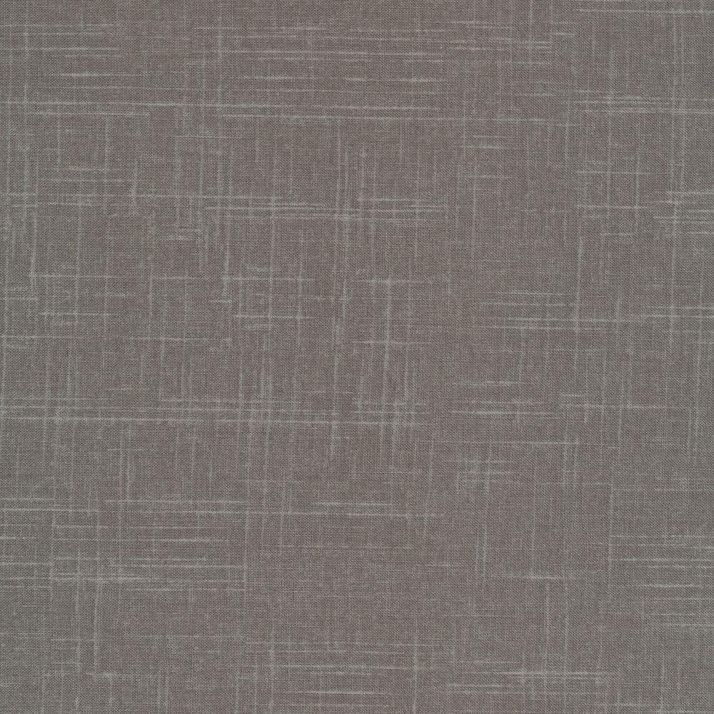 Tonal gray textured fabric   Shabby Fabrics