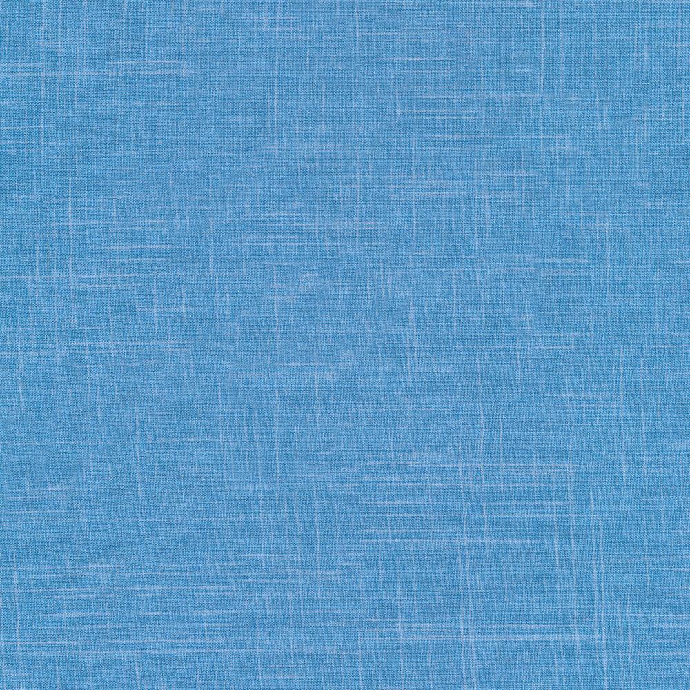 Tonal blue textured fabric   Shabby Fabrics