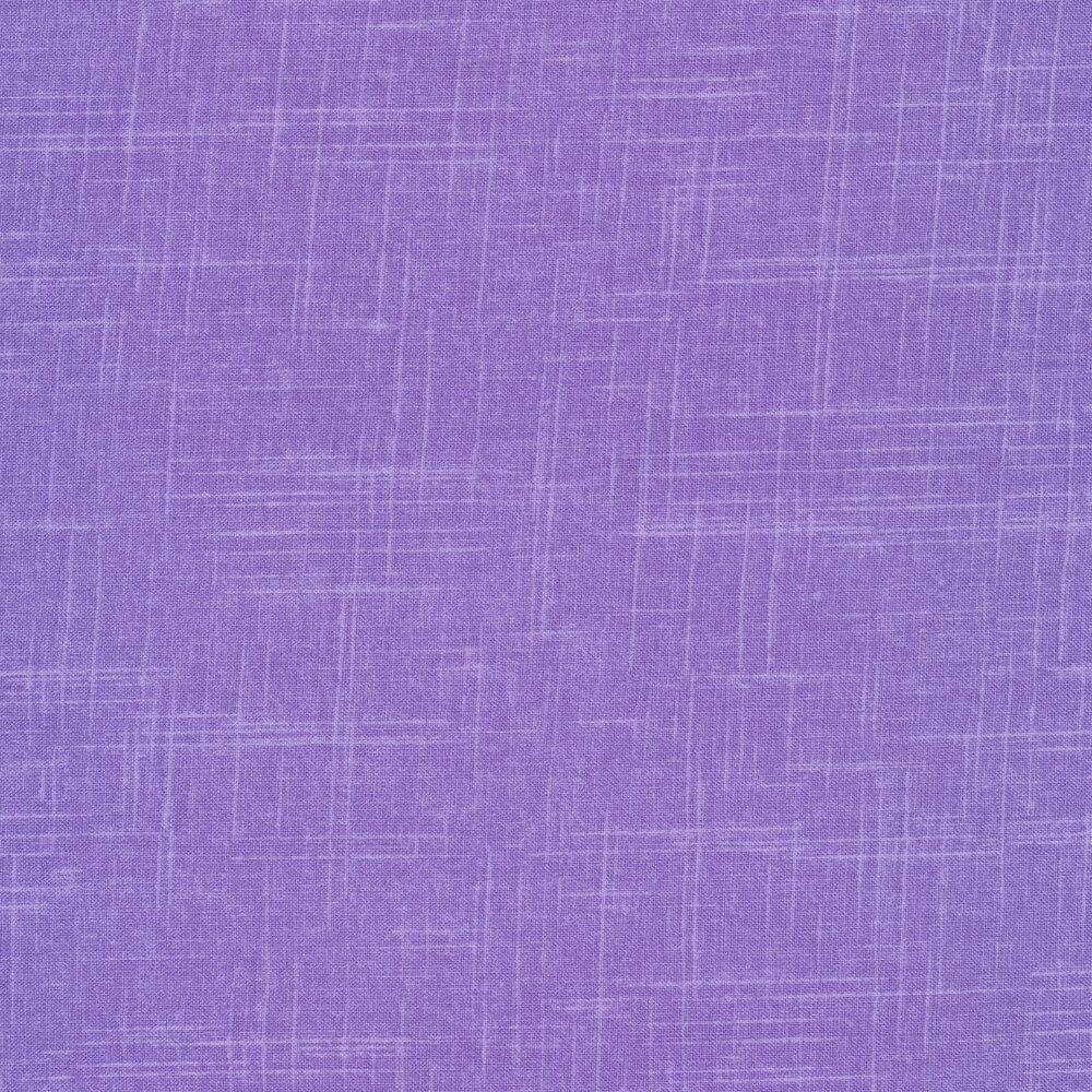 Tonal periwinkle textured fabric | Shabby Fabrics