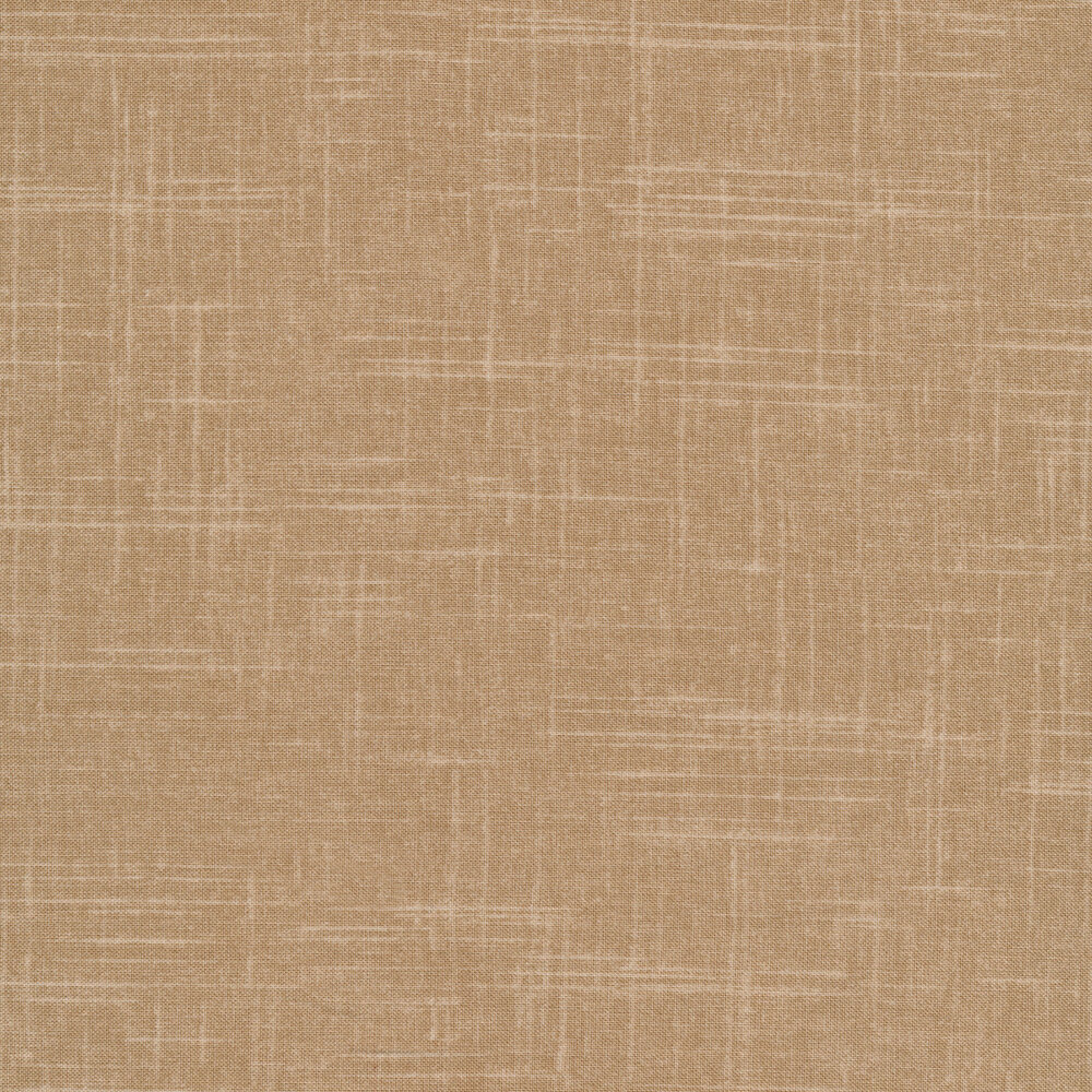 Tonal taupe colored textured fabric | Shabby Fabrics