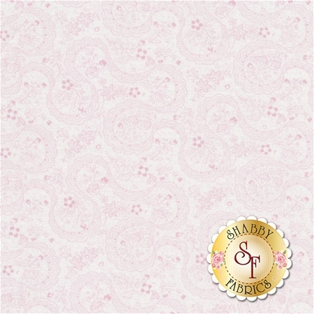 Symphony Rose 25382-LTPIN1 Light Pink by Red Rooster Fabrics