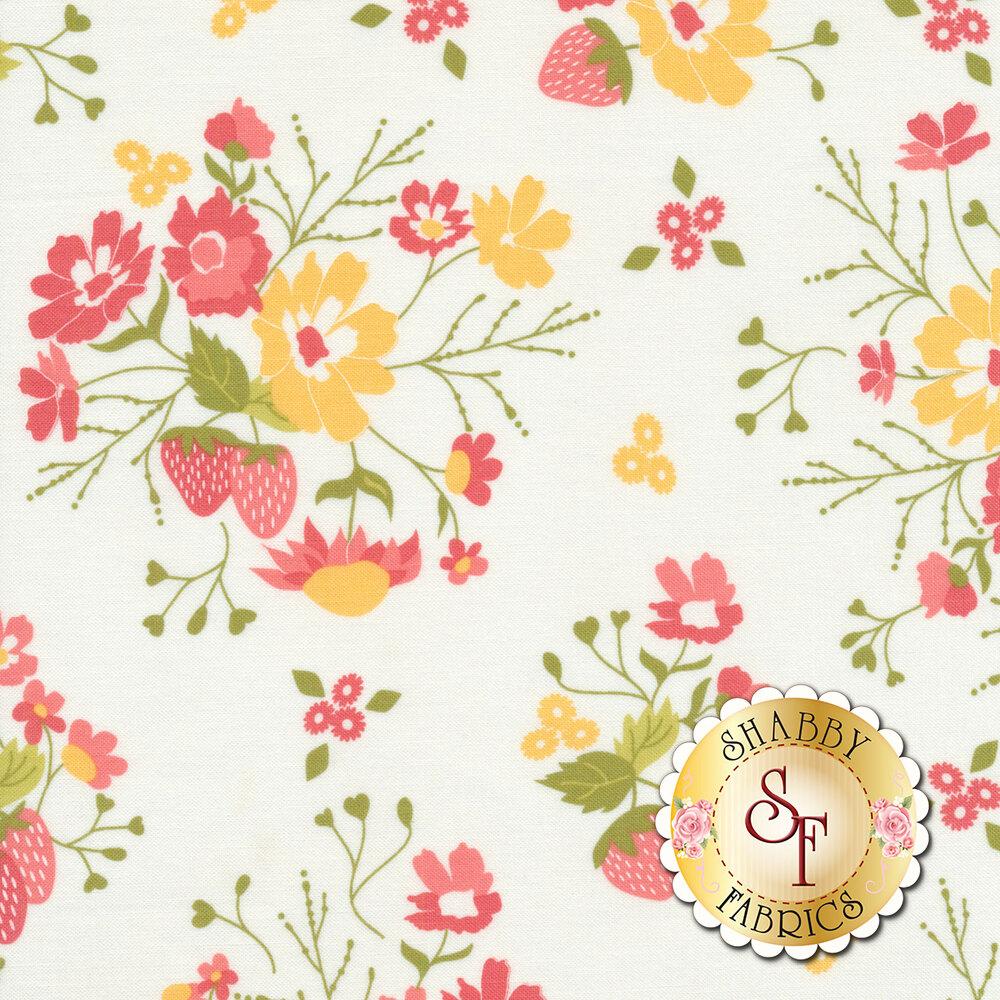 Strawberry Jam 29060-11 by Moda Fabrics available at Shabby Fabrics