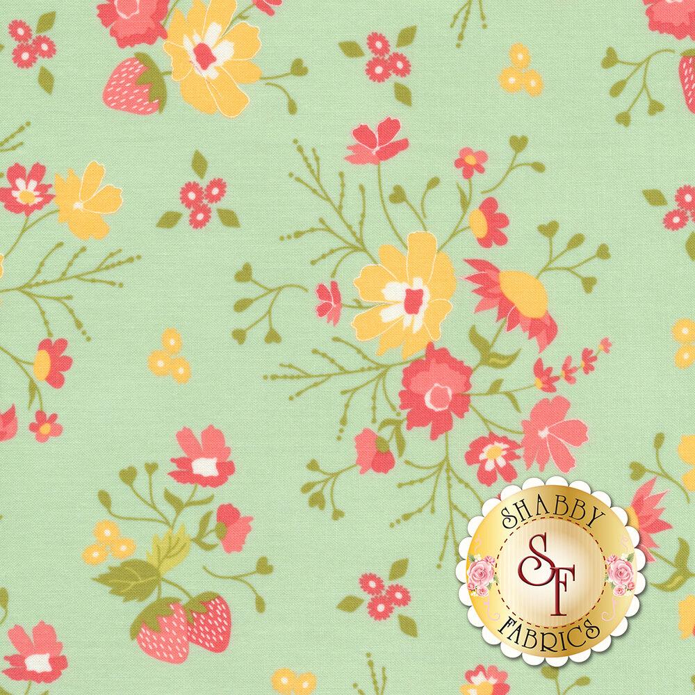 Strawberry Jam 29060-19 by Moda Fabrics available at Shabby Fabrics