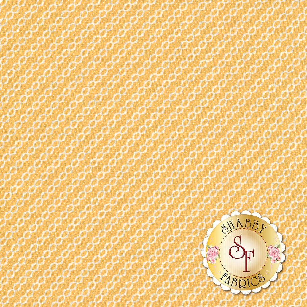 Strawberry Jam 29066-24 Summer Stripe Yellow by Moda Fabrics available at Shabby Fabrics