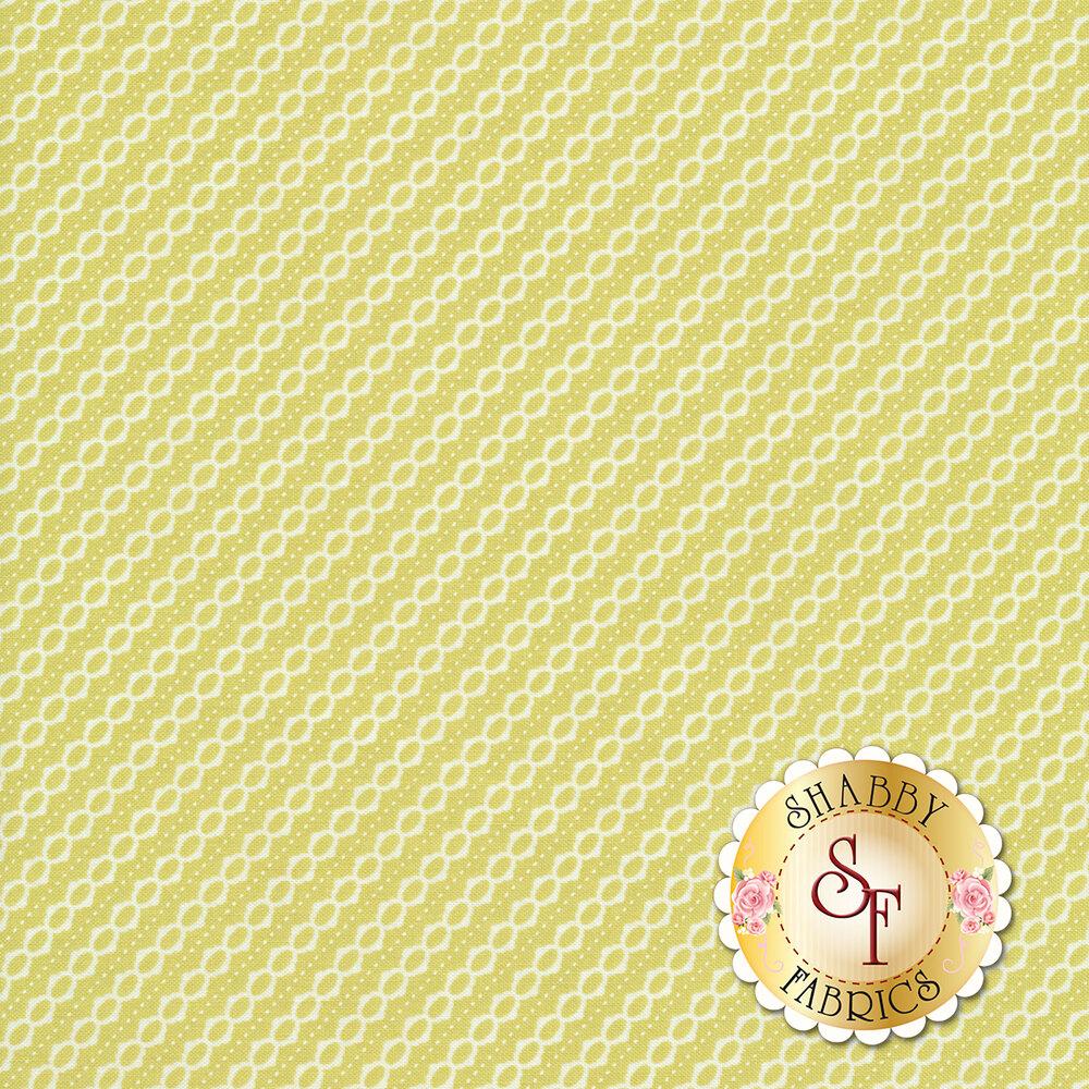 Strawberry Jam 29066-27 Summer Stripe Light Green by Moda Fabrics available at Shabby Fabrics