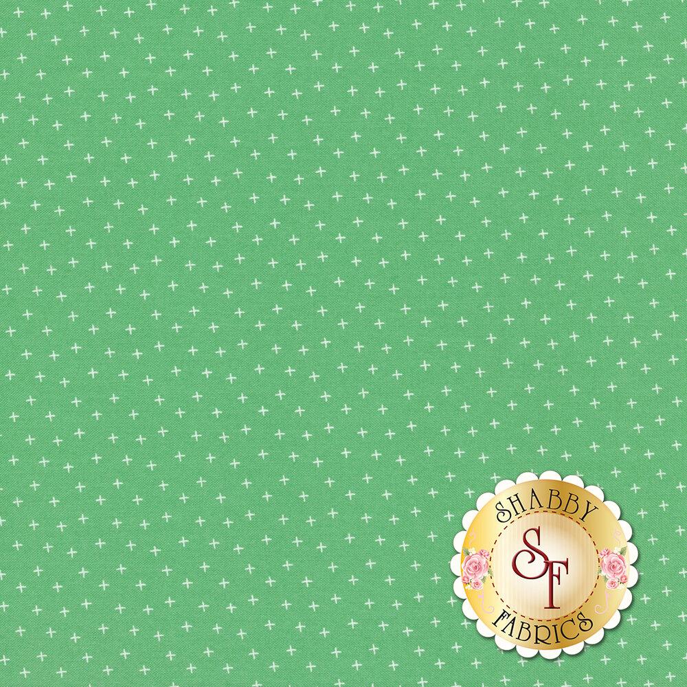 Strawberry Jam 29067-38 Plus Aqua by Moda Fabrics available at Shabby Fabrics