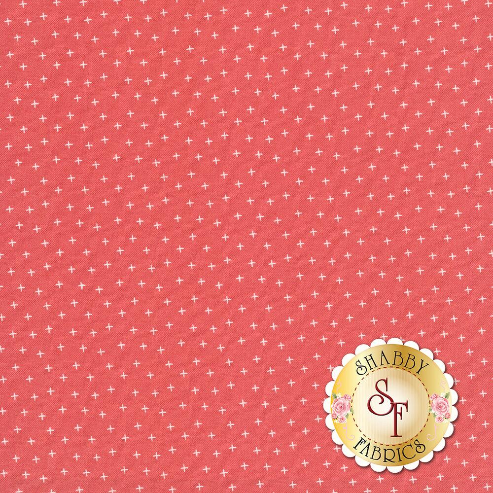 Strawberry Jam 29067-40 Plus Pink by Moda Fabrics available at Shabby Fabrics
