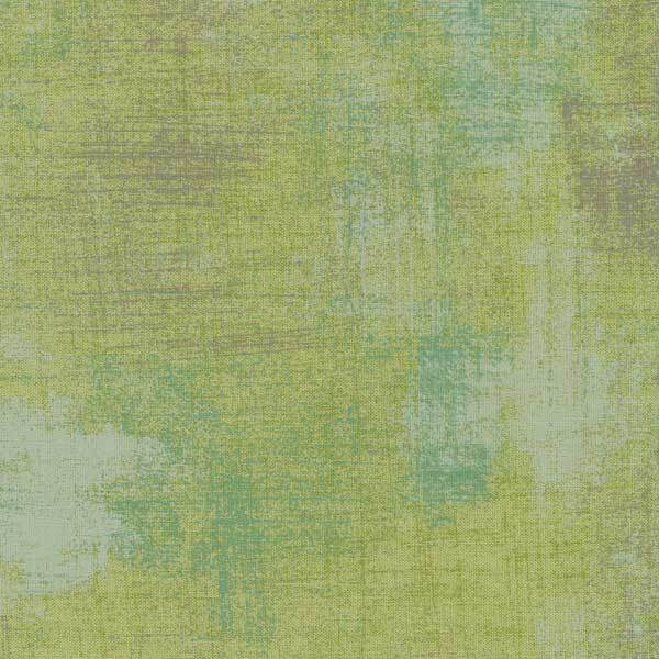 Textured pear green fabric