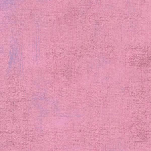 Mottled pink grunge textured fabric   Shabby Fabrics