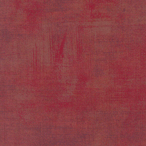 Pink-red grunge textured fabric | Shabby Fabrics