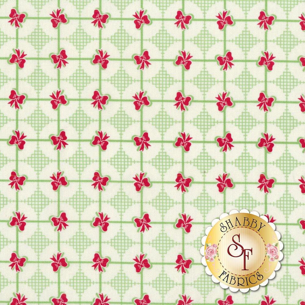Sweet Christmas 31157-11 Presents Spearmint by Urban Chiks for Moda Fabrics