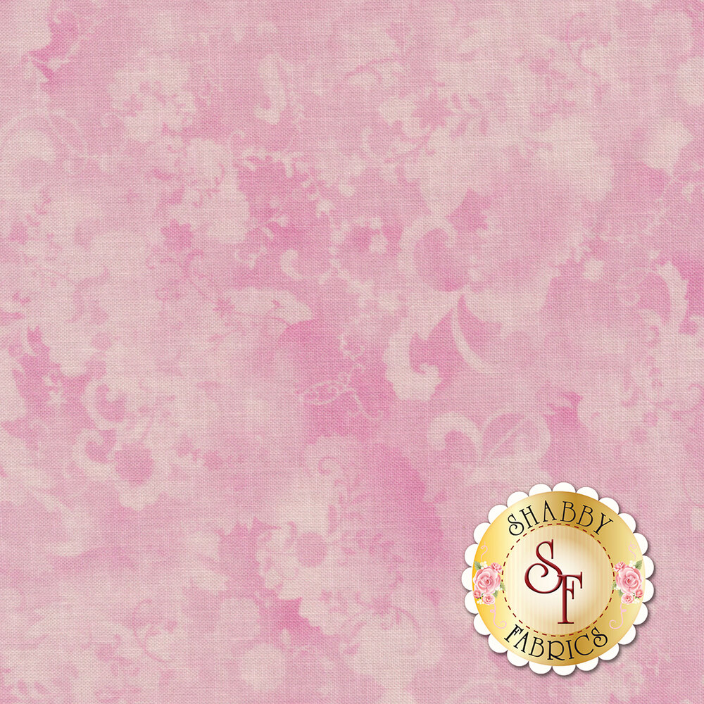 Coco 33394-15 Tonal Floral Lavender from Moda Fabrics by Chez Moi