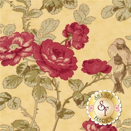 3 Sisters Favorites 3700-14 Lemon by 3 Sisters for Moda Fabrics