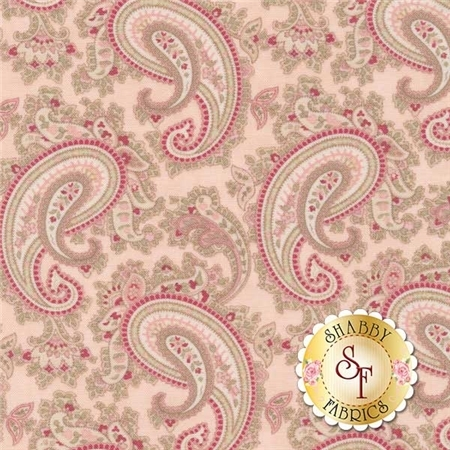 Paris Flea Market 3730-16 Ballet Slipper by 3 Sisters for Moda Fabrics