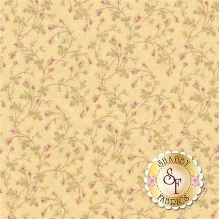 Paris Flea Market 3734-14 Lemon by 3 Sisters for Moda Fabrics