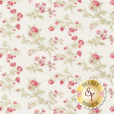 3 Sisters Favorites 3770-11 China White by 3 Sisters for Moda Fabrics