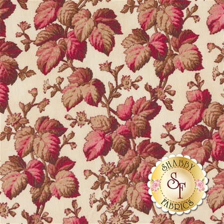 Rosewater 41910-1 Cream by Nancy Gere for Windham Fabrics