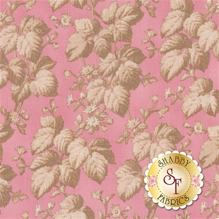Rosewater 41910-3 Pink by Nancy Gere for Windham Fabrics