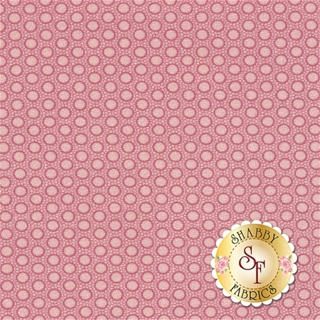 Rosewater 41913-3 Pink by Nancy Gere for Windham Fabrics