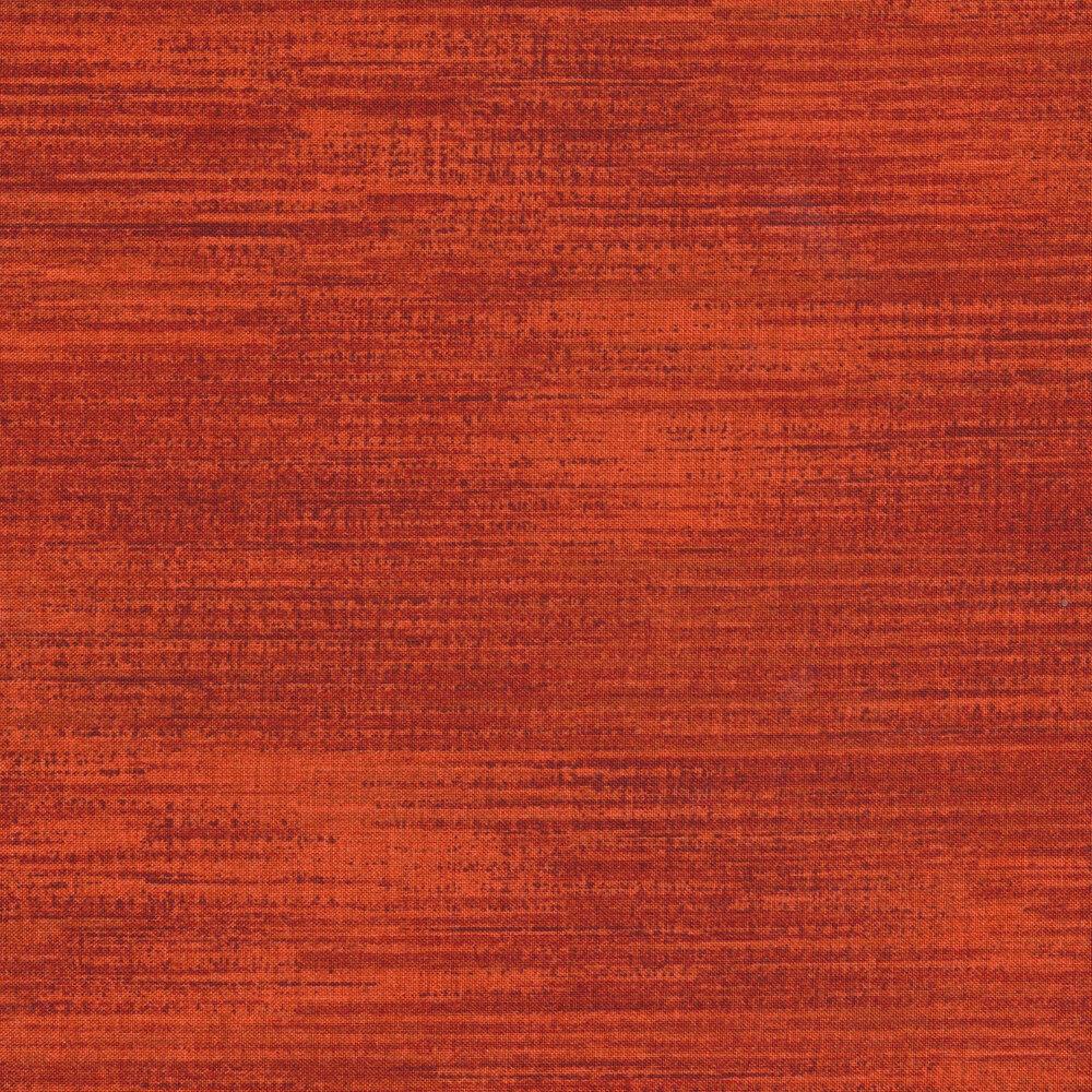 Orange textured fabric