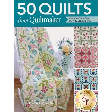 50 Quilts Book