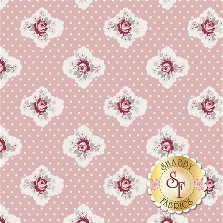 Rustic Romance C7061-PINK by Riley Blake Designs
