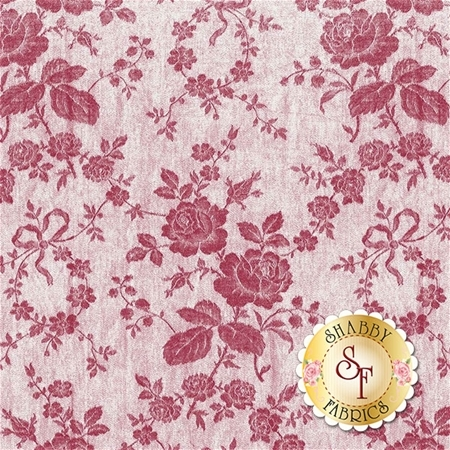 Rustic Romance C7063-RED by Riley Blake Designs