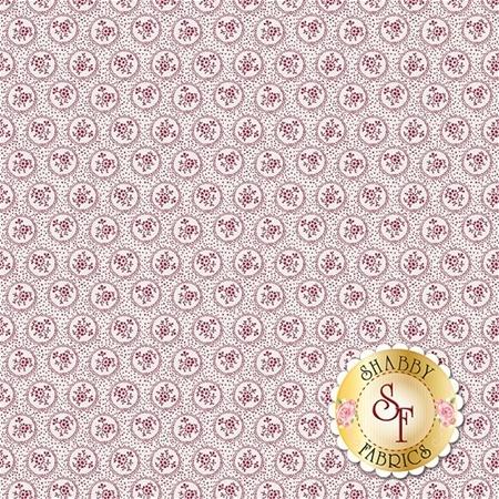Rustic Romance C7064-LTGRAY by Riley Blake Designs