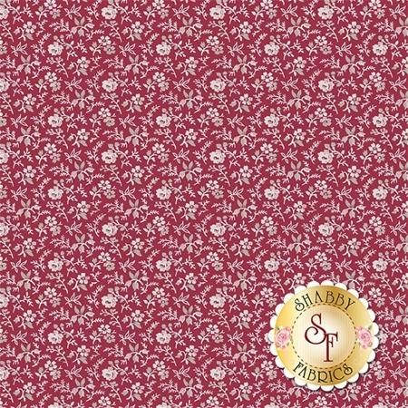 Rustic Romance C7066-RED by Riley Blake Designs