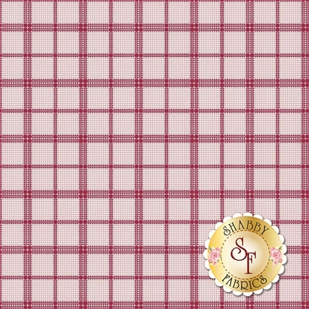 Rustic Romance C7067-PINK by Riley Blake Designs