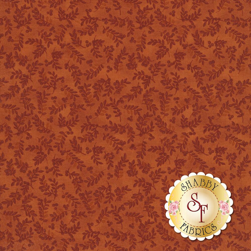 Harvest Berry 7563-88 Spice by Benartex Fabrics available at Shabby Fabrics