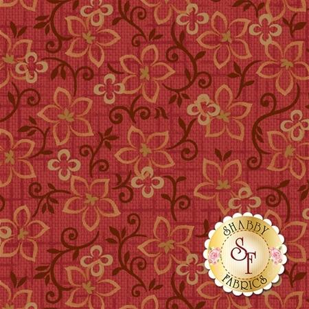 Berries & Blossoms 8834-22 by Janet Rae Nesbitt for Henry Glass Fabrics