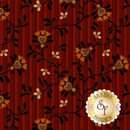 Berries & Blossoms 8835-89 by Janet Rae Nesbitt for Henry Glass Fabrics