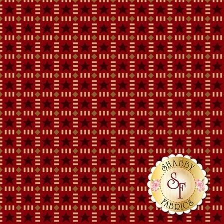 Berries & Blossoms 8838-88 by Janet Rae Nesbitt for Henry Glass Fabrics