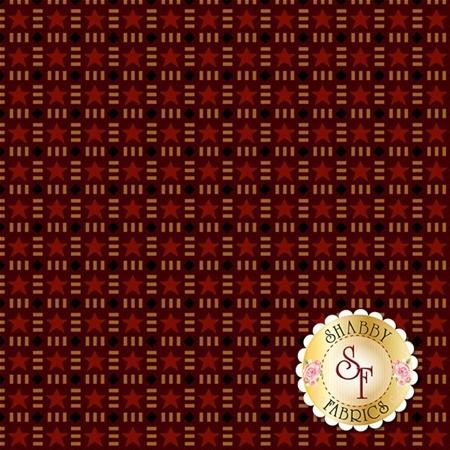 Berries & Blossoms 8838-89 by Janet Rae Nesbitt for Henry Glass Fabrics