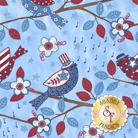 Land That I Love 8952-70 by Blank Quilting Corporation