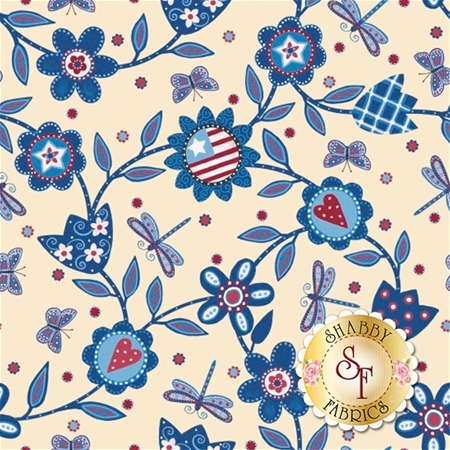 Land That I Love 8953-44 by Blank Quilting Corporation