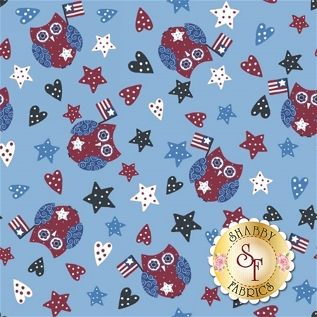 Land That I Love 8954-70 by Blank Quilting Corporation