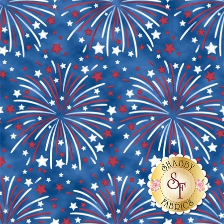 Land That I Love 8958-77 by Blank Quilting Corporation