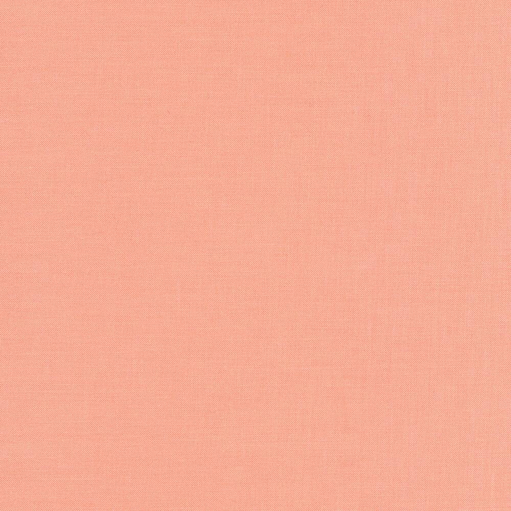 Solid peach fabric | Shabby Fabrics