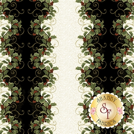 A Festive Season 2 2653M-12 by Benartex Fabrics