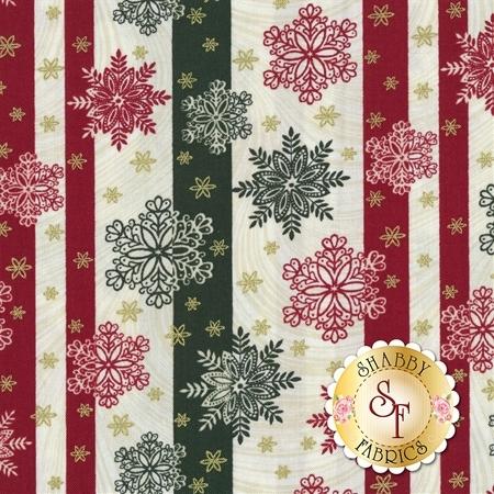 A Festive Season 2 2656M-42 by Benartex Fabrics