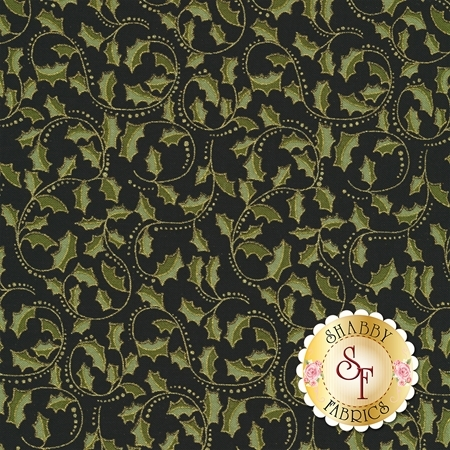 A Festive Season 2 2657M-12 by Benartex Fabrics